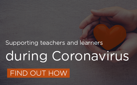 Supporting teachers and learners during Coronavirus